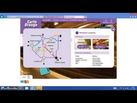 1hvc Huiswerk Dico & Texto Carte Orange Online