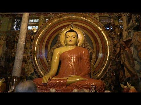 Buddhist Temples in Sri Lanka (Ceylon) - 2017