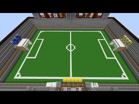 Fussball in Minecraft   WM Map - Minecraft Map