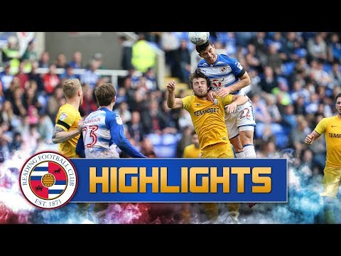 2-minute review: Reading 1-0 Preston North End (Sky Bet Championship), 7th April 2018