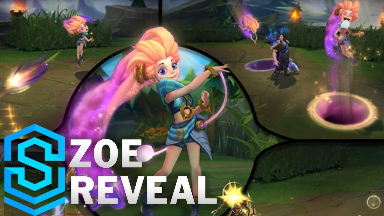 Zoe Reveal - The Aspect of Twilight | New Champion