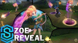 Zoe Reveal - The Aspect of Twilight | New Champion thumbnail