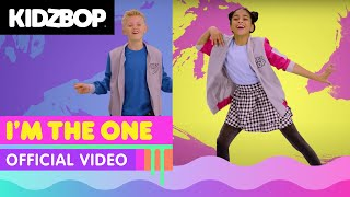 KIDZ BOP Kids - I'm The One (Official Dance Video) [KIDZ BOP 2018]