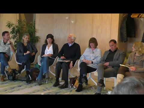 An afternoon with Joseph Jaworski & Susan Taylor