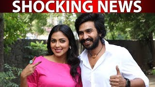 Vishnu Vishal's decision – Cine world in shock
