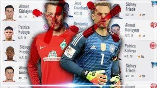FIFA 19: KEINE TORWARTE in der BUNDESLIGA !! 🔥🔥 Karriere Experiment