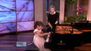 Download lagu Umi Garrett Plays For Ellen
