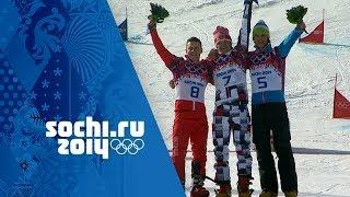 Men's Parallel Giant Slalom - Wild Wins Gold | Sochi 2014 Winter Olympics