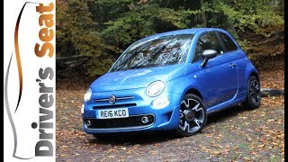 Fiat 500 S Review   Driver's Seat