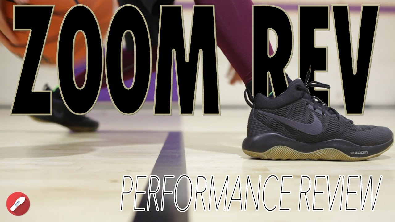 Nike Zoom Rev 2017 Performance Review! - YouTube 2f37a0907