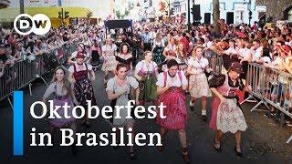 Oktoberfest weltweit: Brasilien | Euromaxx