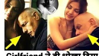 Rhea chakraborty and            mahesh bahtt  viral pics l darshana Ek Kahani l