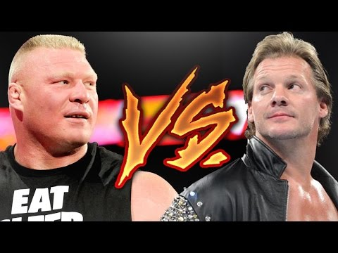 WWE BREAKING NEWS: BACKSTAGE FIGHT BETWEEN BROCK LESNAR AND CHRIS JERICHO (SUMMERSLAM REAL FIGHT)