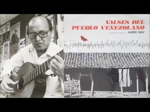 Valses del Pueblo Venezolano (Alirio Diaz) (1980, vinyl)