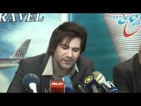 Авраам Руссо поет армянски  Avraam Russo Sings Armenian