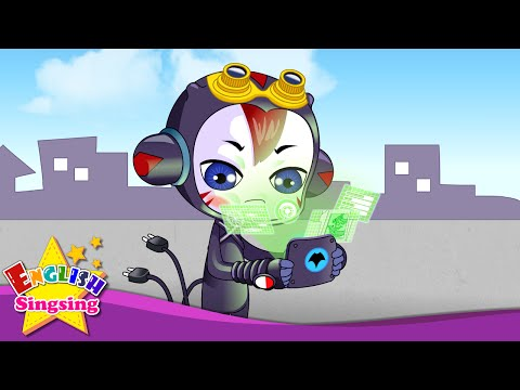 #2 Go straight - English animation music video - Alien Bob's Crew