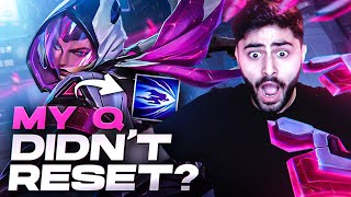 Yassuo | RIOT?! HOW DID MY Q NOT RESET?!
