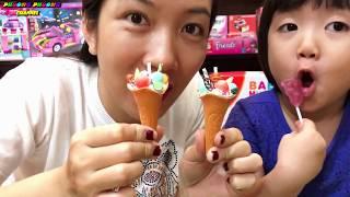 Nhìn giống Kem thật quá | đồ chơi làm kem của Hàn Quốc đó các bạn