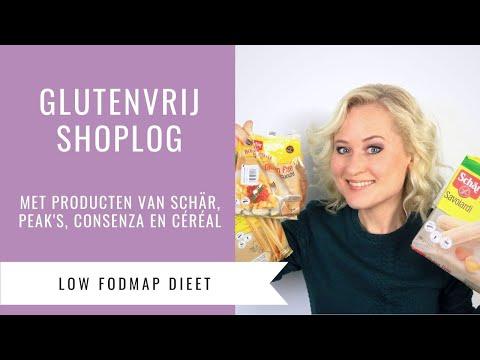 SHOPLOG GLUTENVRIJ | LOW FODMAP DIEET | GLUTENVRIJEWEBSHOP.NL | Dazzling Lifestyle