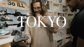 Download Climbing in Tokyo | Jason Momoa w/So iLL Mp3 and Videos