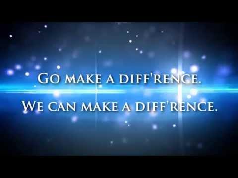 Go Make A Difference lyrics