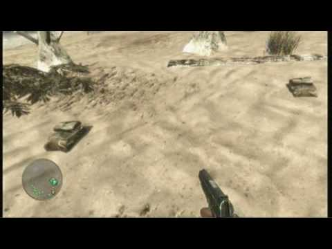 Call of Duty World at War Ray Gun on Little Resistance