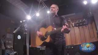 David Gray - Babylon (Live on KFOG Radio)