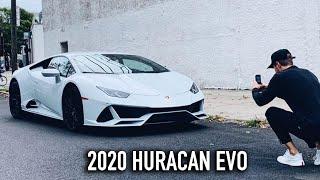 2020 Lamborghini Huracán Evo to Audrains Concourse