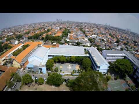 SMK St Louis Surabaya - School Environment