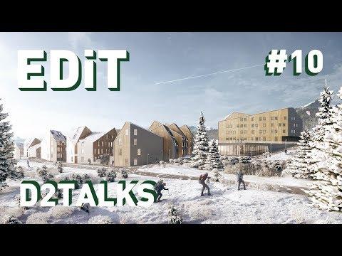 Igor Kožić and Uroš Nešić of EDiT - D2 Talks #10