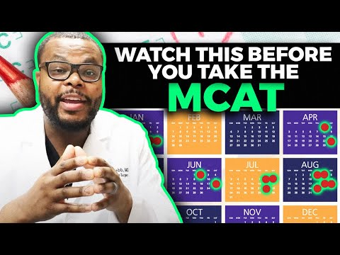 Taking the MCAT Soon? Then You Need to Watch This Video: AAMC MCAT Q&A