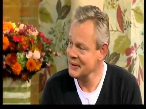 Martin Clunes on This Morning talking Doc Martin