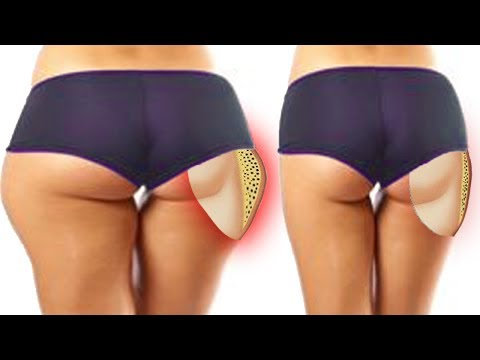 How to Lose Saddlebags and Inner Thighs Easily With These Few Moves!