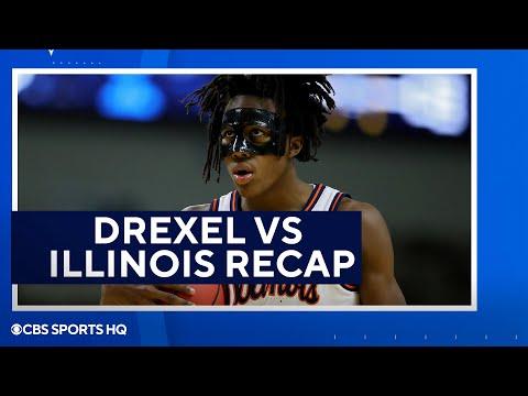 March Madness: Illinois Dominates Drexel Recap   CBS Sports HQ