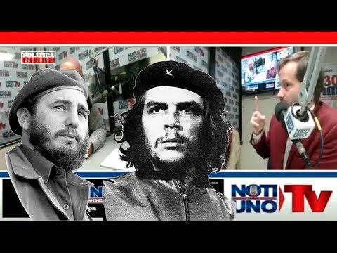 Violaciones DDHH de Che Guevara y Fidel Castro por Axel Kaiser