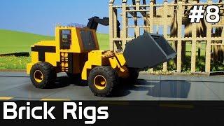 Brick Rigs PL [#8] WYBURZANIE Domków /z Plaga