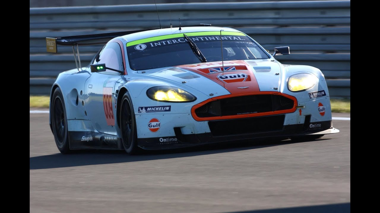 Gt6 Special Projects Aston Martin Dbrs9 Gt3 Replica Youtube