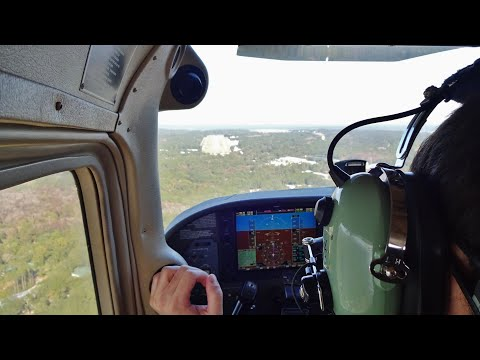 Renting a Cessna 172: IFR Flight with Friends (Florida to South Carolina)