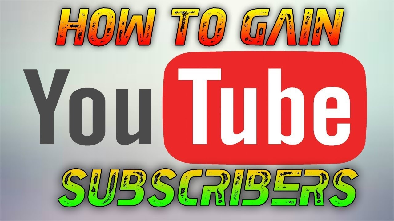 how to get lots of subscribers on youtube hack
