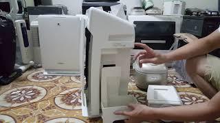 Có gì bên tr9ng chiếc máy lọc không khí panasonic VXF65 trị giá 3 triệu/lh:0989897559