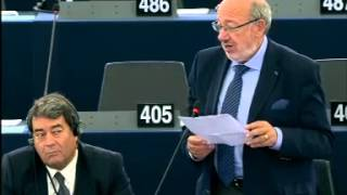 Louis Michel 18 Sep 2014 plenary speech on Burundi, in particular the case of Pierre Claver M