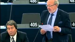 Louis Michel 18 Sep 2014 plenary speech on Burundi, in particular the case of Pierre Claver M