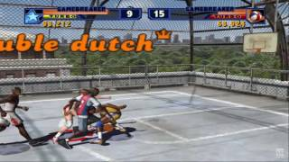 NBA Street Vol. 2 PS2 Gameplay HD