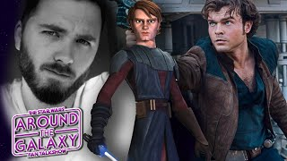 Stephen Ford was almost Anakin Skywalker and young Han Solo