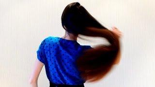 видео Уход за длинными волосами, маски для длинных волос