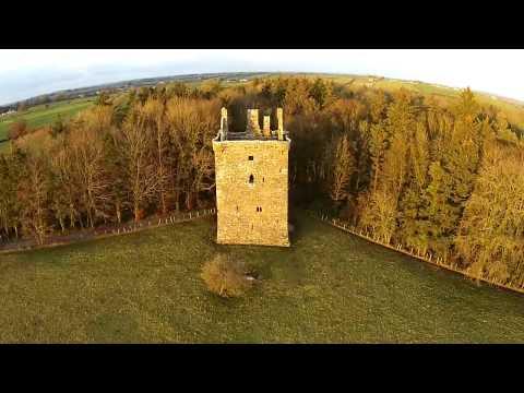 Fartigar Castle Castlegrove Kilconly Tuam Co Galway