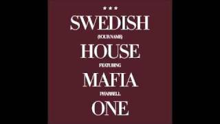 One (Your Name) [Vocal Mix] {feat. Pharrell}-Swedish House Mafia HD