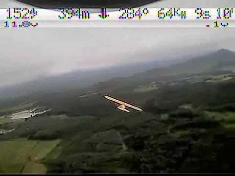 Predator UAV scout Piper J3 CUB - JOINVILLE/SC