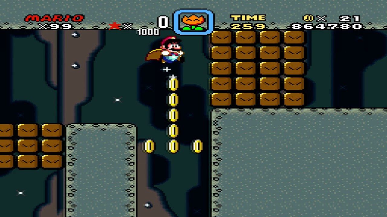 Super Mario World Vanilla Dome 2 Key Way Youtube