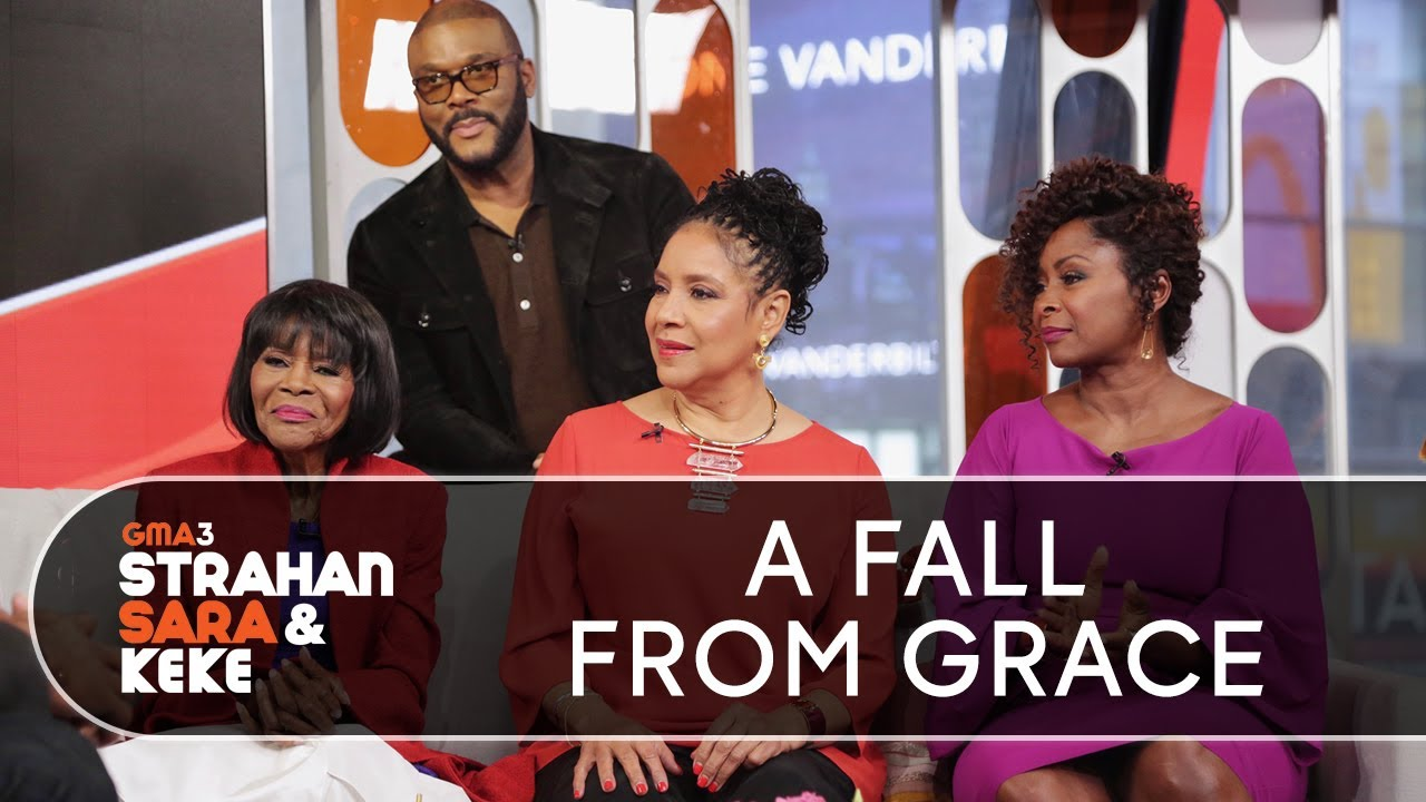 Tyler Perry, Cicely Tyson and Phylicia Rashad shot 'A Fall From Grace' in 5 days
